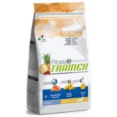 Trainer Fitnes3 Adult MINI - pește și porumb 2 kg