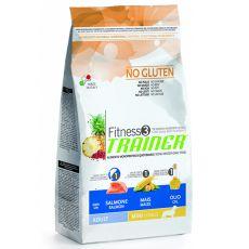 Trainer Fitnes3 Adult MINI - pește și porumb 7,5kg