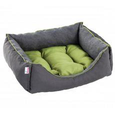Culcuș pentru câini și pisici SIESTA - culoare gri, 60 x 50 cm