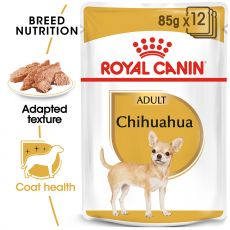 ROYAL CANIN ADULT CHIHUAHUA 85 g - pungă