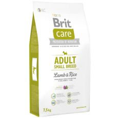 Brit Care Adult small Breed Lamb & Rice 7,5kg