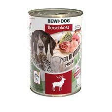 Nou Conservă BEWI DOG – Wild, 400g