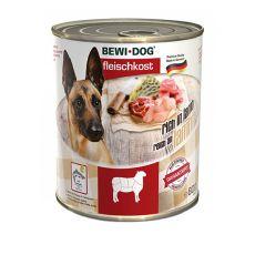 Nou Conservă BEWI DOG – Lamb, 800g