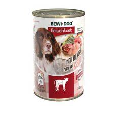 Nou Conservă BEWI DOG – Veal, 400g
