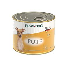 BEWI DOG Paté – Turkey, 200g