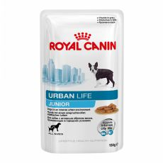 Royal Canin Urban Life Junior- pliculeț, 150g