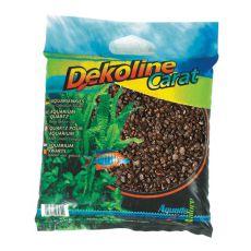 Pietriș pentru acvariu Dekoline Carat Braun - 5kg