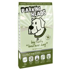 Barking Heads Big Foot Bad Hair Day - 12kg