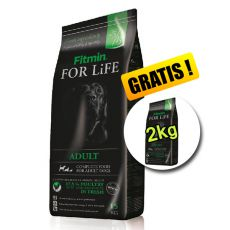 Fitmin FOR LIFE Adult All Breeds 15+2kg GRATUIT
