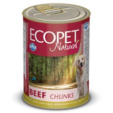 Conservă Farmina MO P ECOPET dog Beef 1250 g