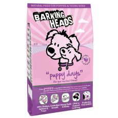 Barking Heads Puppy Days 12kg