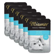 MIAMOR Ragout Royal Somon 6 x 100 g