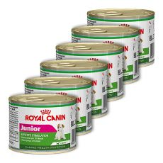 Royal Canin Mini Junior - 6 x 195 g