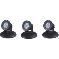 Set iluminare iaz NPL2-LED 3 x 2,2W