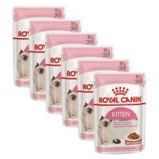 Royal Canin KITTEN Instinctive 6 x 85g în pungă de aluminiu