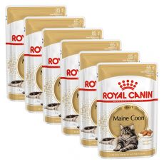 ROYAL CANIN Maine Coon pouch - 6 x 85g