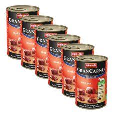 Conservă GranCarno Original Adult carne de vită - 6 x 400g