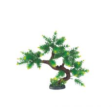 Plantă artificială acvariu KB – 021 - 22 x 5 x 24 cm