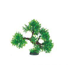 Plantă artificială de acvariu KB – 013 - 23 x 5 x 25,5 cm