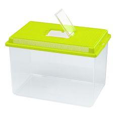 Boxă de transport Ferplast GEO EXTRA LARGE - verde, 11L