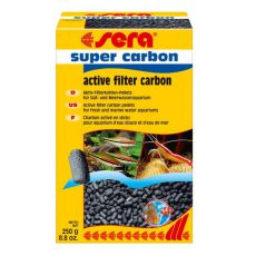 Sera Super Carbon 250g (granule filtrante de carbon activ)