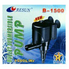 CAP MOTOR B 1500 - 1500 l/h - 25 W