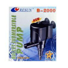 CAP MOTOR B 2000 - 2000 l/h - 30 W