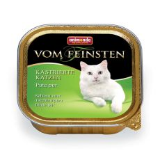 Animonda Vom Feinsten Castrated Cats - curcan 100g