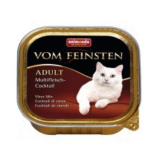 Pateu Animonda Vom Feinsten Adult Cats - amesctec de carne 100g
