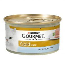 Conservă Gourmet GOLD - pastă cu ton, 85g
