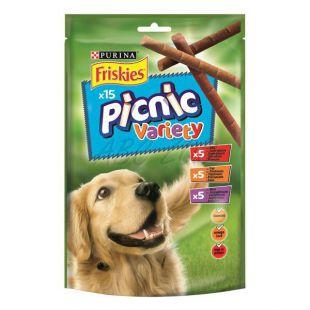 FRISKIES Picnic Variety - 15buc, 126g