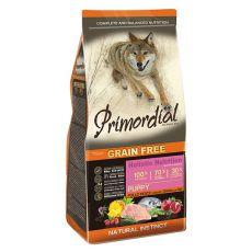 Primordial GF Puppy Chicken & Seafish 12kg