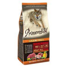Primordial GF ADULT -  bivol şi macrou, 2kg