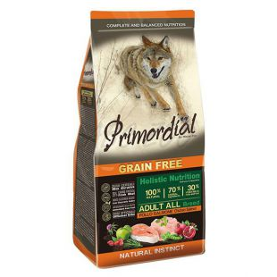 Primordial GF Adult Chicken & Salmon 2kg