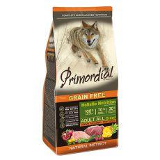 Primordial GF ADULT - cerb şi curcan, 12kg