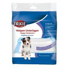 Suporturi igienice pentru câini, lavandă - 40 x 60 cm, 7 buc