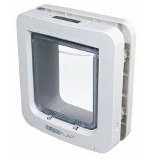 Uși pentru câini și pisici Sureflap cu microcip - 26,2 x 28,1 cm
