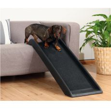 Rampă de plastic pentru câini XXS - L, 38 x 100 cm