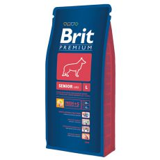 Brit Premium Senior Large -15kg
