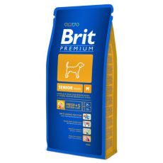 Brit Premium Senior Medium - 15kg
