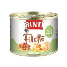Rinti Filetto - pui şi raţă în sos, 210g