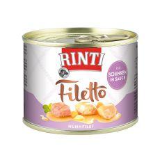 Rinti Filetto - pui cu şuncă în sos, 210g