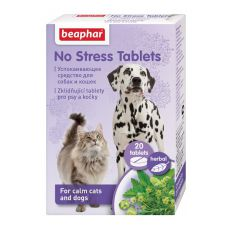 BEAPHAR No Stress Tablets - 20 tablete