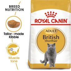 Royal Canin hrană pentru pisici britanici cu blană scurtă 400g