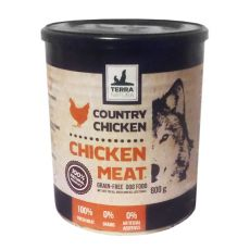 Terra Natura Country Chicken Meat conservă 800g