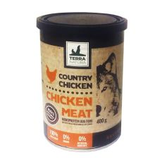 Terra Natura Country Chicken Meat conservă 400g