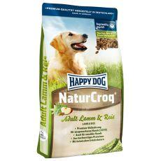 Happy Dog NaturCroq LAMM a REIS 4kg