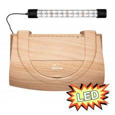 Capac acvariu cu iluminare, 40x25cm LED EXPERT 6W - FAG, arcuit