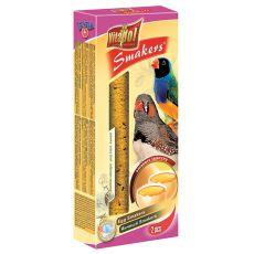 Vitapol Smakers batonaşe pentru cinteze zebrate- cu ou, 2 buc