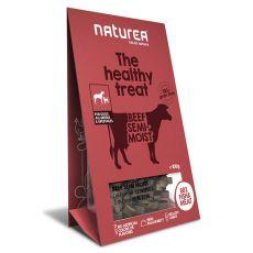 Naturea TREAT - carne de vită, bucăţi, 100g